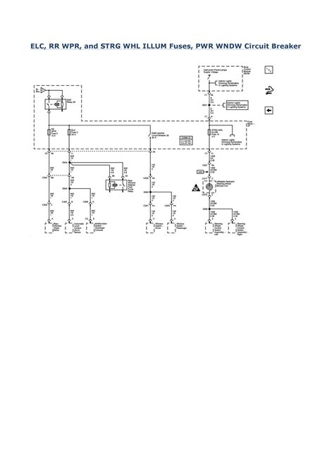 2006 Chevy Wiring Diagram by Repair Guides Wiring Systems 2006 Power Distribution