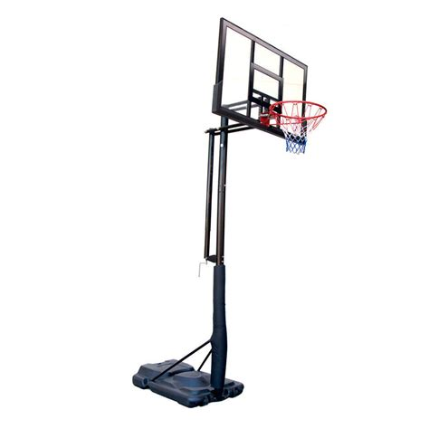 235305m Height Adjustable Portable Basketball System