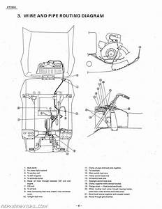 1978 1981 yamaha enticer et250 snowmobile service manual With snowmobile wiring diagrams on yamaha snowmobile wiring diagrams