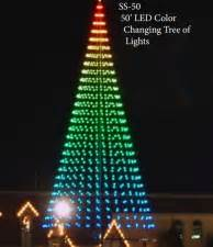 commercial christmas trees pre lit artificial mosca design