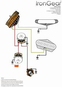 Alston Guitars Kit Wiring Diagram