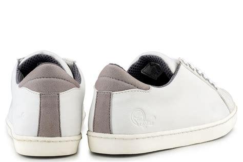 Soft Sneaker White Grey