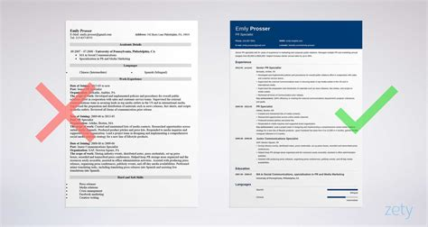 resume design ideas inspirations templateshow