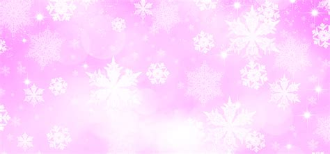 Light Pink Snowflake Background by Color Pink Light Snowflake Background Banner6