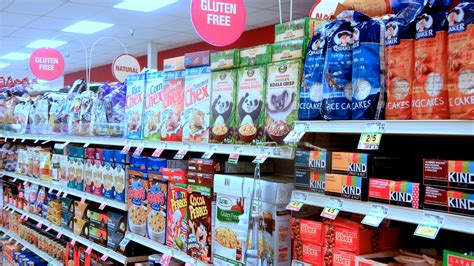 cuisine shop how to grocery shop for a gluten free diet 12 steps