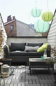 Gartenmöbel Weiss Ikea : ikea gartenm bel f r eine kleine terrassen oase ~ Markanthonyermac.com Haus und Dekorationen
