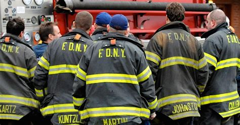Fdny Pays Tribute To 343 Firefighters Killed On 911