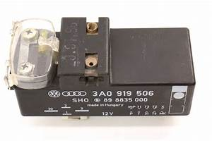 Cooling Fan Module 95-97 Vw Passat B4 - Genuine