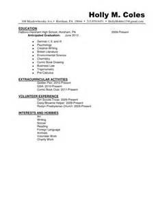 resume for coles supermarket coles resume