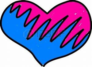 13 Easy To Draw Heart Designs Images - Tribal Heart Tattoo ...