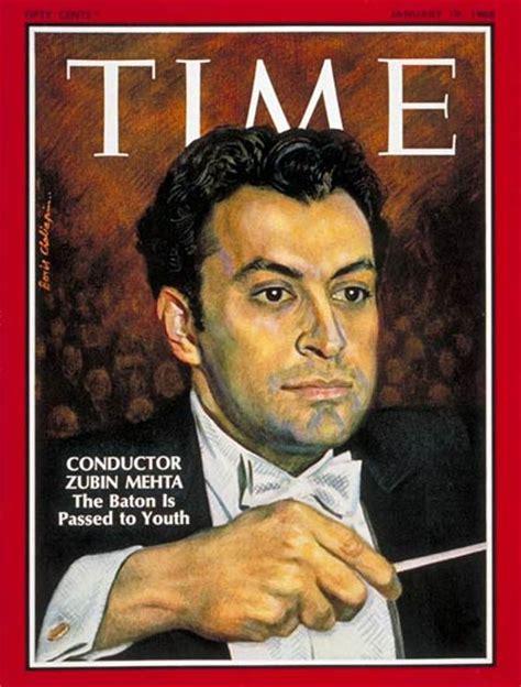 zubin mehta conductor short biography