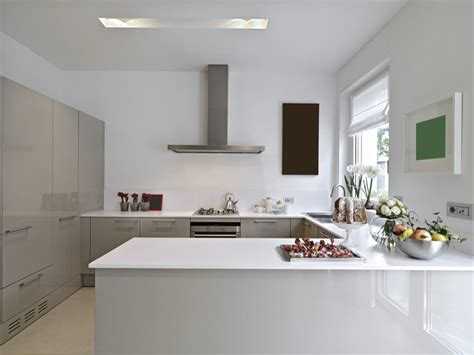 lighting in a kitchen ral 7048 pearl mouse grey high gloss material light 7048