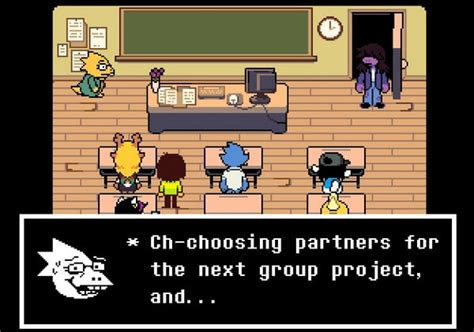 Deltarune First Impression