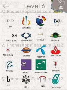 Famous Logo Quiz Games | Worlds Logo
