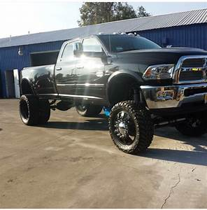 Dodge Ram 2500-3500 10-12 Inch Lift Kit 2014-2017