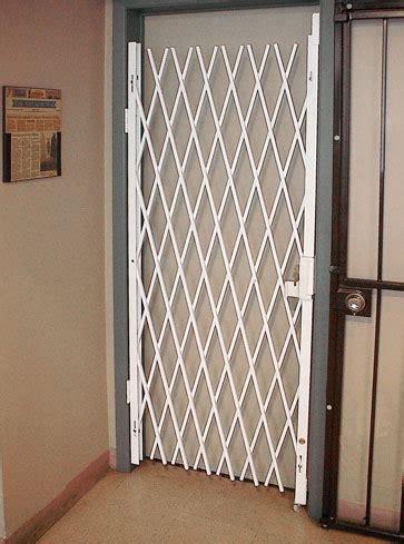 folding pet gate canada metalex commercial industrial security folding gates