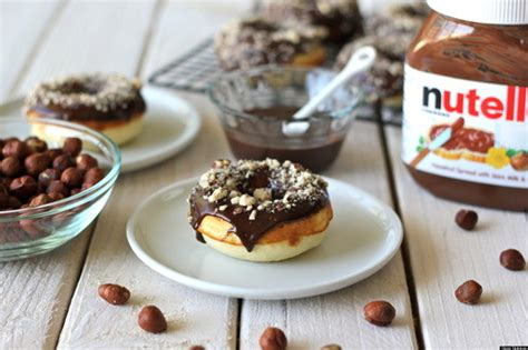 nutella easy recipes 50 ways to get even more nutella in your mouth huffpost