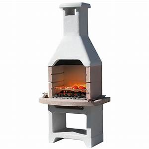 Barbecue En Pierre Mr Bricolage : barbecue fixe bricorama ~ Dallasstarsshop.com Idées de Décoration