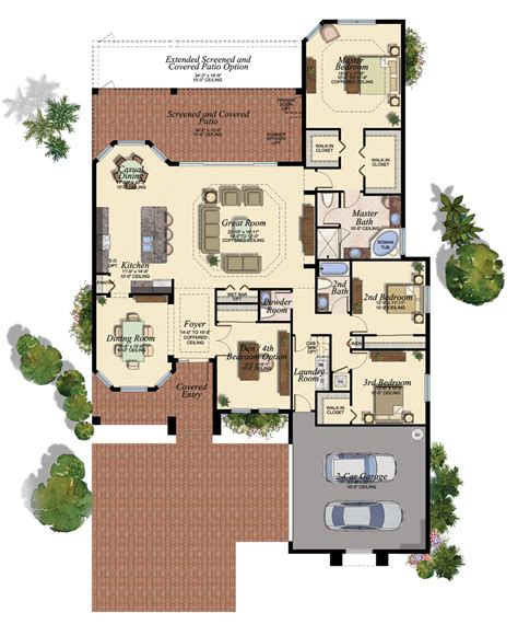 homes floor plans with pictures florida home plans home plan luxamcc