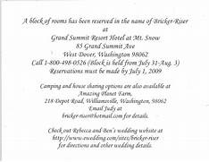 Wedding Accommodation Cards Examples Of Wedding Invitation Wording WEDDING INVITATION WORDING EXAMPLES PARENTS INVITING Wedding Custom Wedding Map And Direction Invitation Insert Printable File Most Popular Wedding Invitation Styles For Creative Summer Brides
