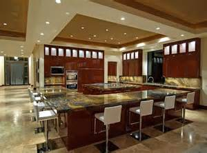 luxury kitchen islands 27 luxury kitchens that cost more than 100 000