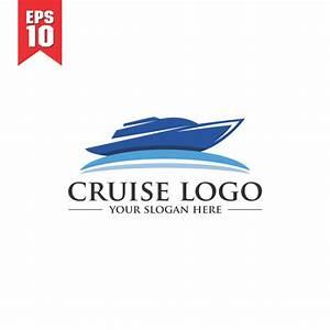 Cruise logo Vector | Premium Download