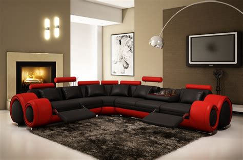 canapé interiors canapé d 39 angle petit vendome en cuir haut de gamme italien