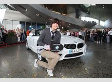 New record Ten million visitors for BMW Welt