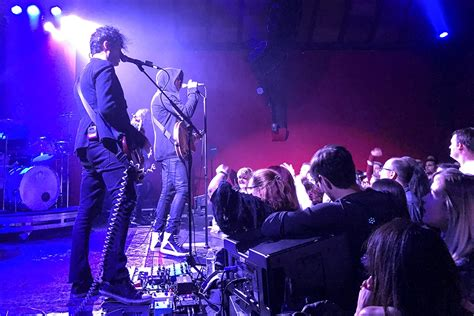 Inside Third Eye Blind's Concert To Celebrate The 20th