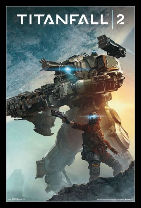 Want to try the og titanfall? Titanfall 2 - Deluxe Poster Print - Walmart.com - Walmart.com