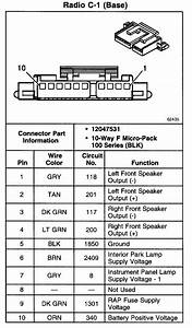 2008 Chevrolet Avalanche Wiring Diagram