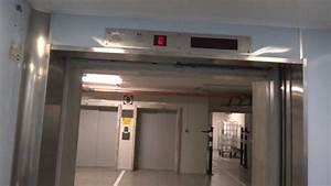 Asea Graham  Mod  By  Kone  Traction Elevator   Danderyds