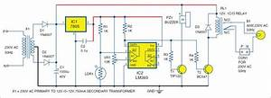 Electronic Eye Security System Using Lm393