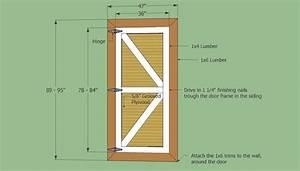 barn shed door panel ideas your own set of With barn door blueprints