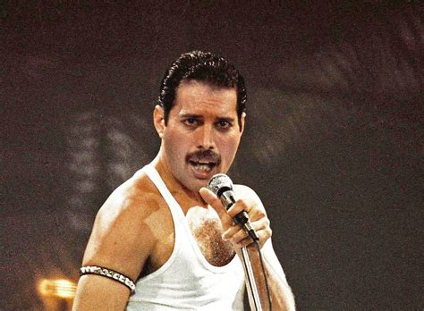 Freddie Mercury by Freddie Mercury 25 Years 18 Things You Didn T About