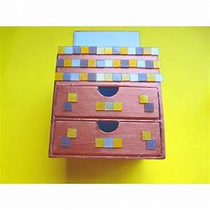 Mosaik Basteln Ideen : mosaik basteln ideen bastle dir dein eigenes schmuckk stchen ~ Lizthompson.info Haus und Dekorationen