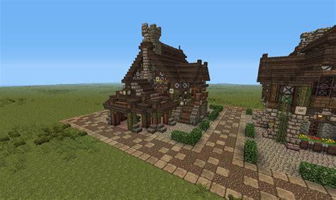 comment faire une chambre minecraft interieur maison médiévale minecraft