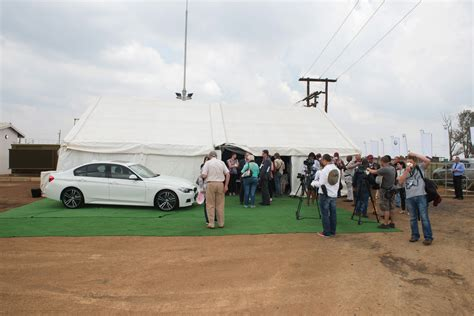 Bmw South Africa Plant by Bmw Powers South Africa Plant With Manure