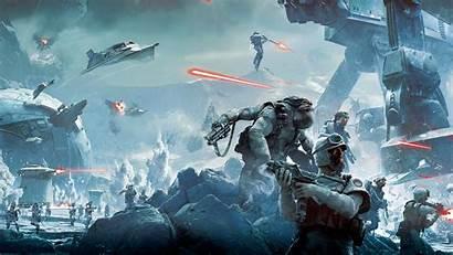 Wars Star Battlefront Company Twilight Wallpapers 4k