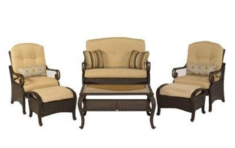 Hton Bay Patio Furniture Replacement Cushions Monticello by The Hton Bay Kar Collection Is Also Marketed As Bell