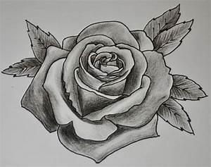 tattoo drawing rose   Tattoo   Pinterest   Tattoo drawings ...