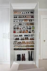 Rangement Chaussures Ides Pour Armoire Et Dressing