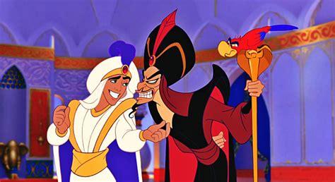 aladdin finds  jafar  adds  woman