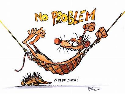 Problem Cartoon Bad Let Blues Insanity Middle