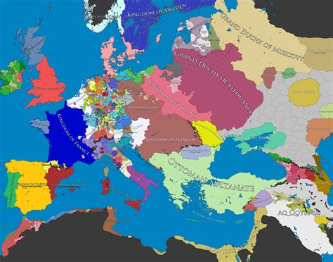 map  europe  ce europe map historical maps