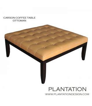 Carson Coffee Table Plantation