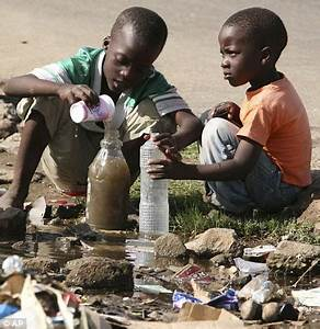 Pics For > African Children In Need Of Water
