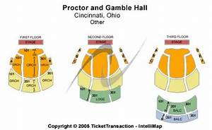 Aronoff Seating Chart Procter Gamble Hall At Aronoff Center Tickets And