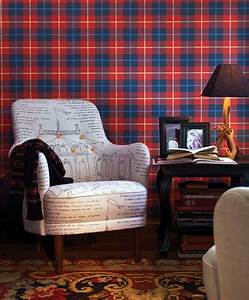 Tartan interior design ideas ideas for interior for Interior design ideas tartan