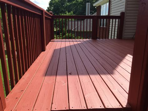 Elastomeric Deck Coating Colors by B P Residential Commercial Painting In Richmond Hill